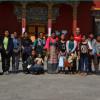 04 Treffen mit Sherpa-Familien in Kathmandu