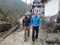 07 Donation Trek im Khumbu mit Phurba Sherpa