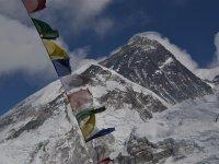 16 Everest vom Gipfel des Kalar Patthar