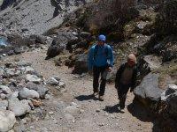 18 Trek nach Tarange mit der Tochter von Dorji Sherpa 2