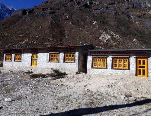 """02.11.2016 """"Erstes Gebäude in Nepal eingeweiht"""""""