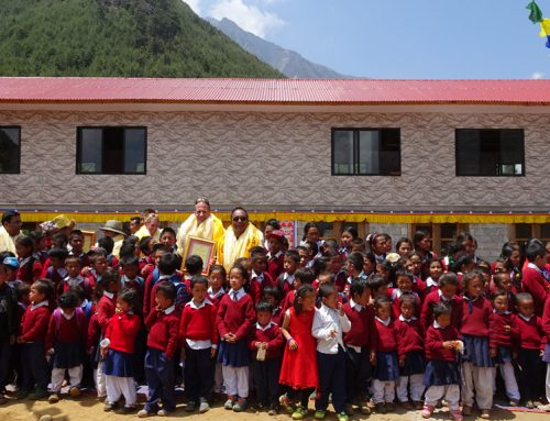 "23.05.2017 ""Eröffnung Everest Schule"""