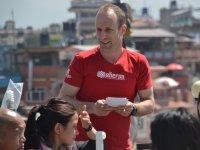 02 Treffen mit Sherpa-Familien in Kathmandu