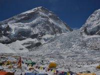 05 Basislager vor Khumbu Eisfall