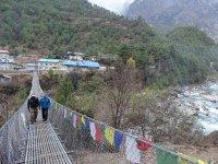 08 Donation Trek im Khumbu mit Phurba Sherpa