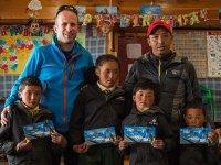 13 Kinder von Dorji Sherpa aus Tarnga