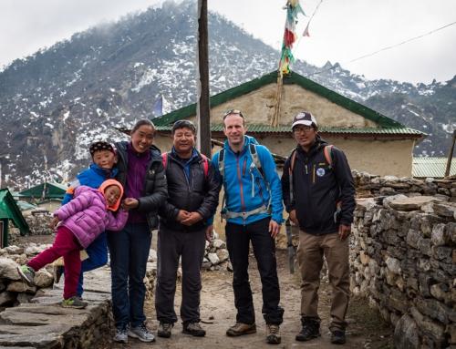 """06.01.2016 """"Der Sherpa-Freund"""""""